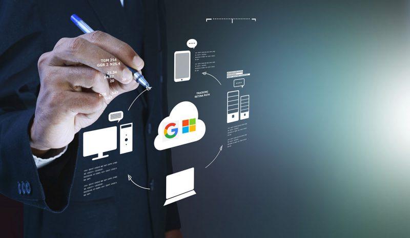 Herramientas para trabajar en la nube: Google y Microsoft