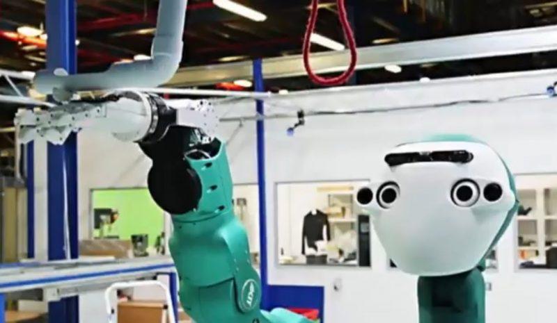 Los robots manitas en empresas ya son una realidad en Reino Unido