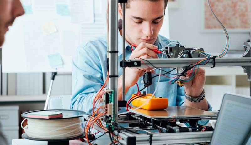 Caminar con éxito hacia la Industria 4.0: Capítulo 17 – Impresión aditiva o impresión 3D